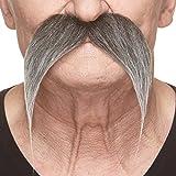 [マスタック]Mustaches Kungfu master salt and pepper moustache [並行輸入品]