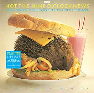Not The Nine O'clock News - Hedgehog Sandwich (Hedgehog Splatter Vinyl)
