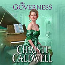 The Governess: Wicked Wallflowers, Book 3