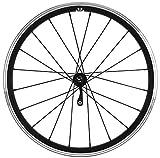 DAHON(ダホン) 20インチ フロントホイールセット 20H [Speed D8用] ブラック