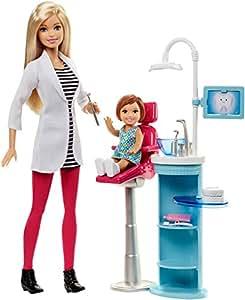 [バービー]Barbie Careers Dentist Playset DHB64 [並行輸入品]