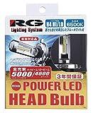 RACING GEAR RGH-P723 [LED ブルーホワイト 6500K H4]