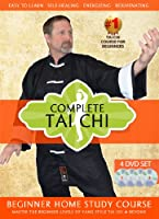 Complete Yang Style Tai Chi Home Study Course (4 DVDs + Training Manual)