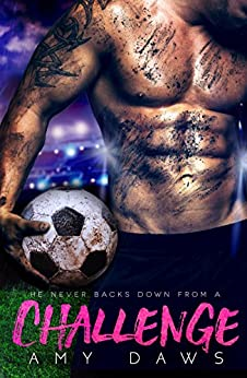 Challenge (Harris Brothers Book 1) by [Daws, Amy]