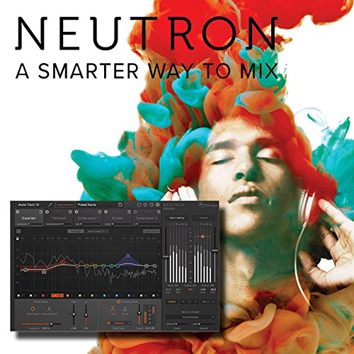 iZotope Neutron Advanced ミキシングプラグイン (アイゾトープ) 国内正規品