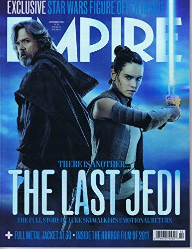 Empire [UK] October 2017 (単号)