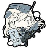 艦隊これくしょん 艦これ ラバーキーホルダー Vol.10 [5.U-511](単品)