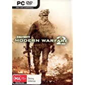 PC Call of Duty: Modern Warfare 2 輸入版 (Region Blocked)