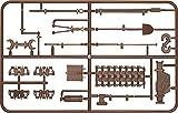 figma Vehicles IV号戦車 車外装備品セット(茶) 1/12スケール ABS製 インジェクションプラスチックキット