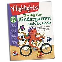 ハイライトBig Funアクティビティブック幼稚園教育ブック、おもちゃ、2017年クリスマスおもちゃ