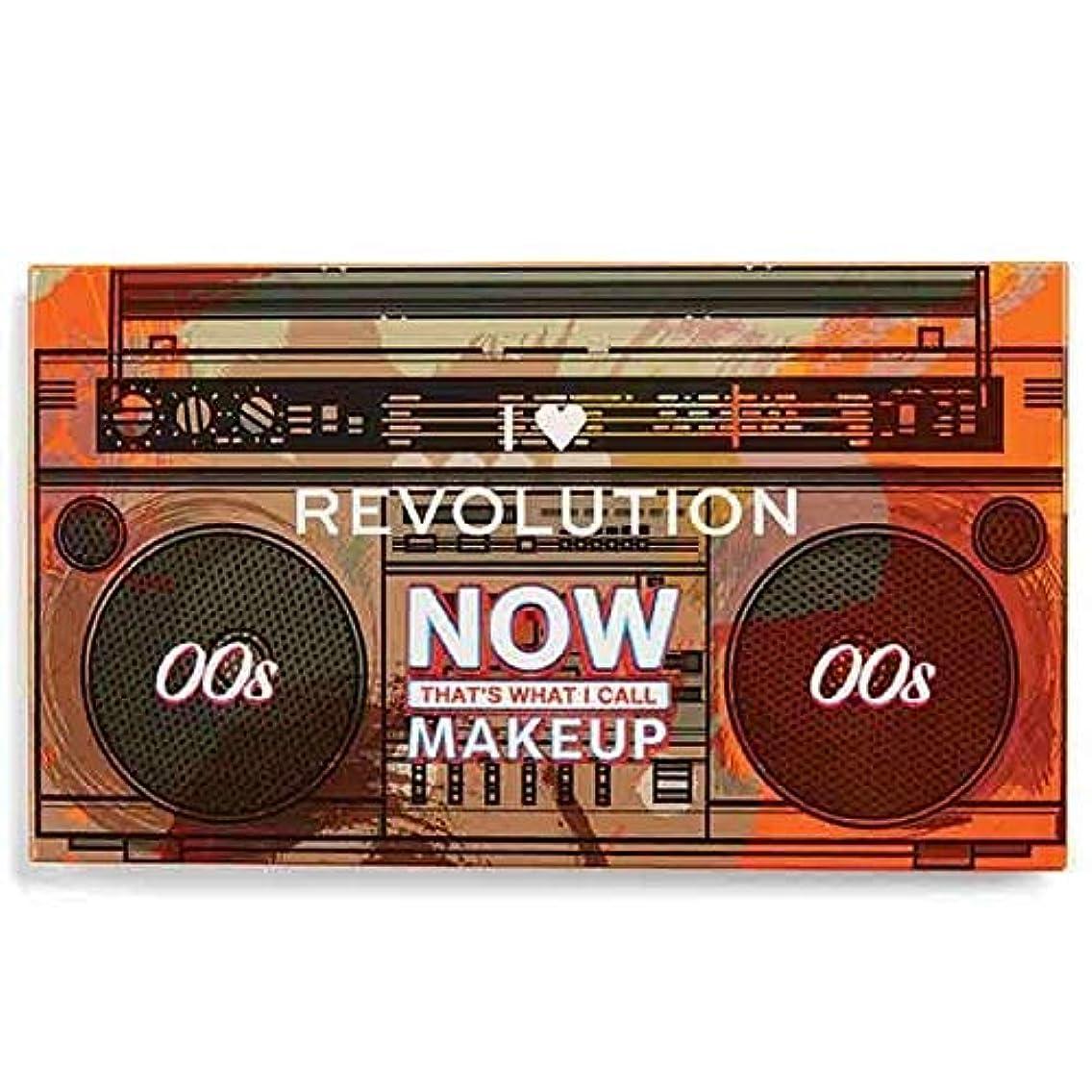 ネクタイツーリスト奴隷[I Heart Revolution ] 私の心の革命は今、それは私がメイクNoughtiesを呼びました - I Heart Revolution NOW That's What I Call Makeup Noughties [並行輸入品]