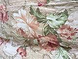 羽毛布団 ダブルサイズ ポリ85 ピンクCH919 柄おまかせ 羽毛 掛け布団 国産 掛けふとん かけ布団 ニューゴールドラベル ダウン90% パワーアップ加工 寝具 羽毛ふとん (ピンク)