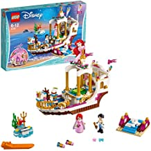 LEGO Disney Princess Ariel's Royal Celebration Boat 41153 Playset Toy