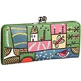 [ホコモモラ] Jocomomola 【カンポ】ガマ口型長財布