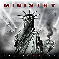 ミニストリー『AmeriKKKant』【CD(日本語解説書封入)】