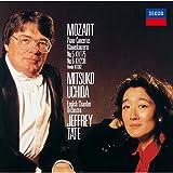モーツァルト:ピアノ協奏曲第5番&第6番 画像