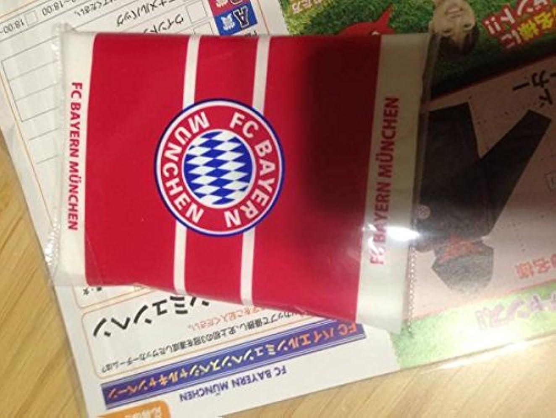 のためにはまって英語の授業がありますバイエルンミュンヘンサッカーポケットティッシュ