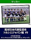 蹴球日本代表監督史 トルシエ ジャパン編 2002年5月25日 キリンチャレンジカップ2002 日本 vs. スウェーデン