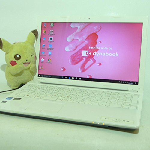 特価 1台限定 15.6w ワイド液晶 東芝 dynabook T453/33LW Celeron 1037U 4GB 500G DVDマルチレコーダー 無線 WIFI Windows10 Office2010