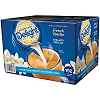 International Delight French Vanilla Creamer インターナショナルデライトフレンチバニラクリーマー192杯分 [並行輸入品]