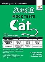 Super 10 Mock Tests for CAT