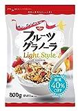 日清シスコ フルーツグラノーラ Light Style 800g
