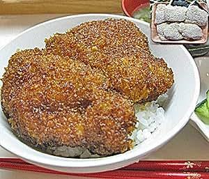 福井県名物 ソースかつ丼セット チキンカツ(冷凍)6枚前後×8セット入