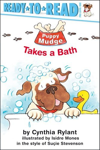 Puppy Mudge Takes a Bath (English Edition)