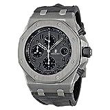 Audemars Piguet ロイヤルオーク オフショア スレートダイヤル 自動 メンズ腕時計 26470ST.OO.A104CR.01