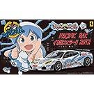 1/24 きゃらdeCAR~るシリーズNo.36 侵略! イカ娘 / フェラーリ F430 Challenge 2012年モデル