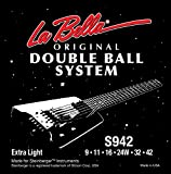 La Bella S-942 Extra Light/Double Ball