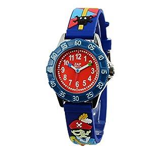 [ベビーウォッチ]babywatch 子供用腕時計 ザップ 海賊 ZAP005 ボーイズ 【正規輸入品】