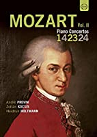 Mozart: Great Piano Concertos Vol. II [DVD]