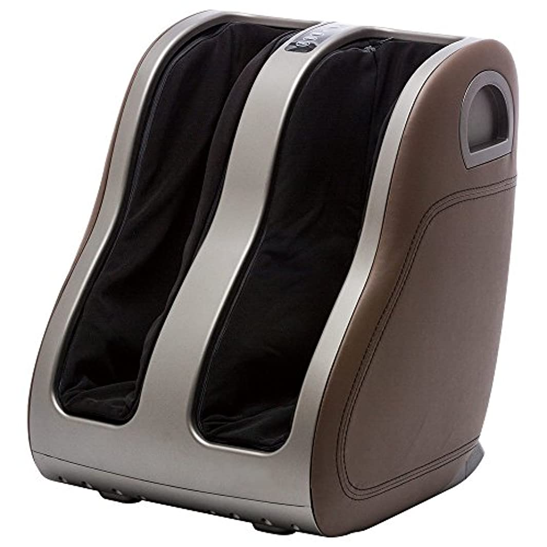 椅子スピーカー佐賀MF-003BR ブラウン Dr.Air 3DフットマッサージャーS