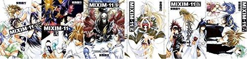 [画像:MIXIM☆11 コミック 1-6巻セット (少年サンデーコミックススペシャル)]