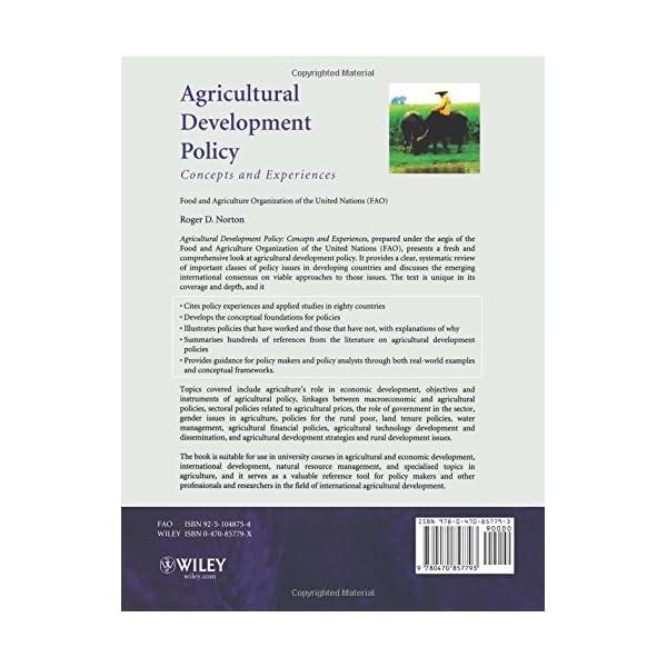 Agricultural Developmen...の紹介画像2