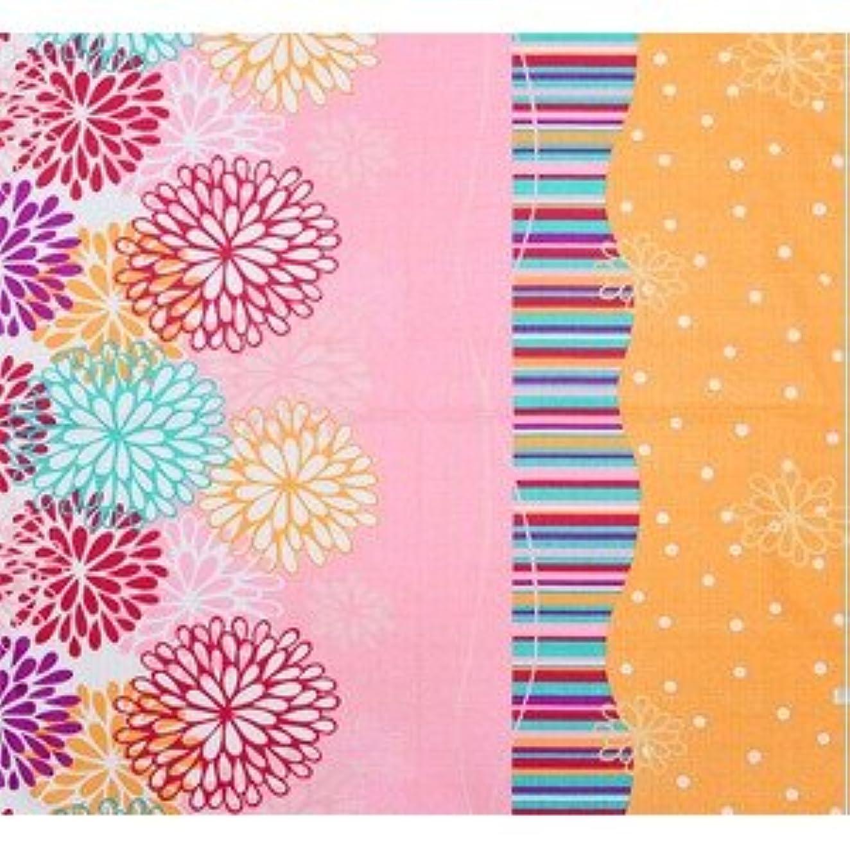 引き付ける上へアナロジーcoco-cloth大判クロス Mum ピンク