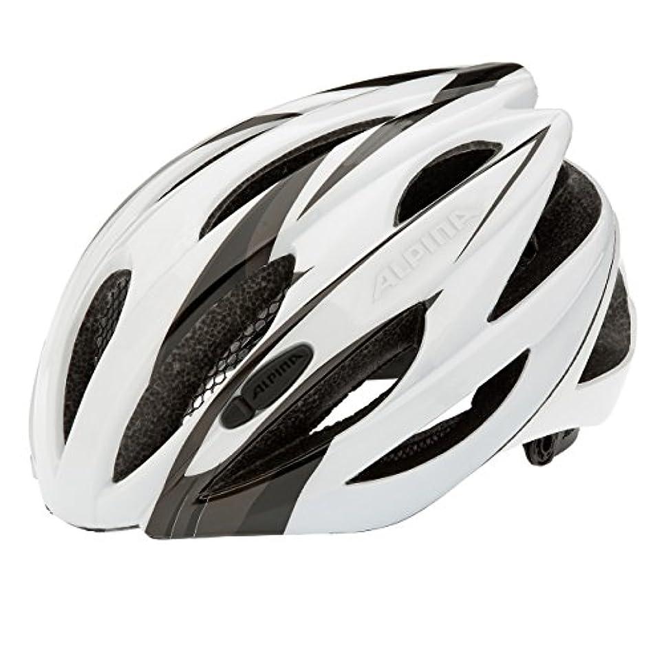 パシフィックライトニング生態学ALPINA(アルピナ) CYBRIC サイクリングヘルメット