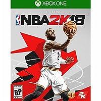 NBA 2K18 Early Tip-Off Edition Xbox One 初期のヒントオフエディション ビデオゲーム 北米英語版 [並行輸入品]