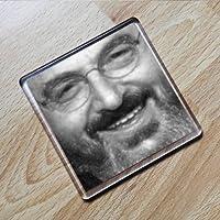 HAROLD RAMIS - オリジナルアートコースター #js003