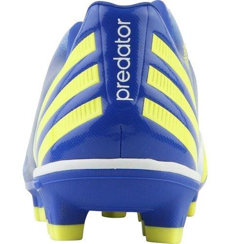 adidas(アディダス)【G64913】プレデター アブソラド LZ TRX HG J ジュニア サッカー スパイクホワイト*Bイエロー*Pブルー 24.5