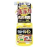 リンレイ ウルトラレモンクリーナー マルチクリーナー700ML シトラスレモンの香り