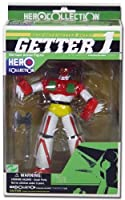 ゲッターロボ・GETTER 1/HERO COLLECTION/Die Cast Action Figure