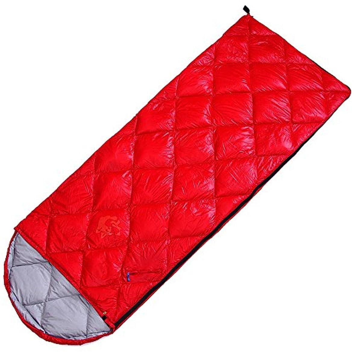 演じる関連するアジャOkiiting 通気性の寝袋屋外の寝袋防水通気性暖かく快適な防湿防風 うまく設計された