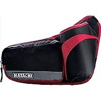HATACHI (ハタチ) ラージポケットドリンクポーチ WH7100 09 1704 09.ブラック -