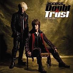 access「Doubt & Trust 〜ダウト&トラスト〜」のジャケット画像