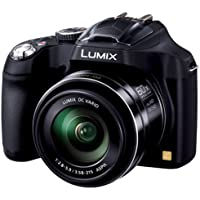 Panasonic デジタルカメラ ルミックス FZ70 光学60倍 ブラック DMC-FZ70-K
