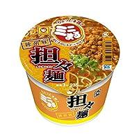 マルちゃん ミニまる 練胡麻担々麺 57g×12個 (ミニサイズ)