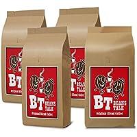 【 Amazon.co.jp 限定 】ビーンズ トーク オリジナル ブレンドコーヒー 2kg (500g×4) (【豆のまま】)