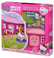 Mega Bloks(メガブロック) Hello Kitty Workout Time 【並行輸入品】